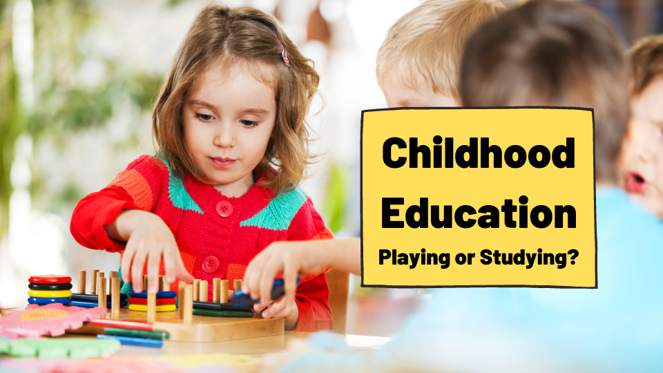 Should Children Study or Play More?