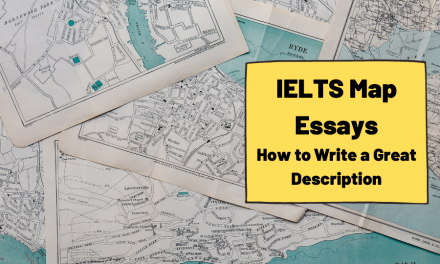 How to Describe Maps for IELTS Writing Task 1