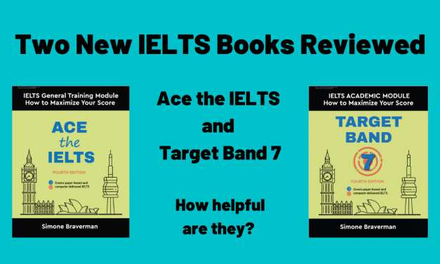 Reviews: Ace the IELTS and Target Band 7