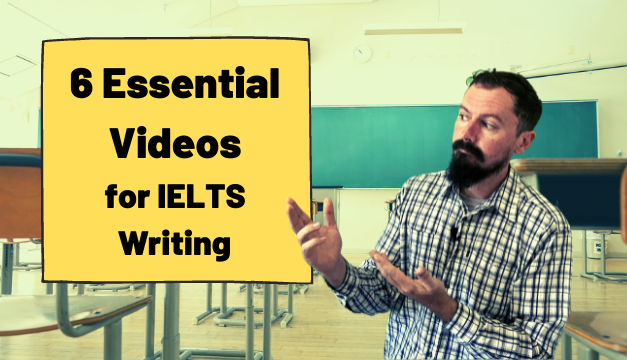 6 Free IELTS Writing Lessons
