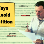 How to Avoid Repetition in IELTS Writing